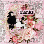 Thank you card**Flying Unicorn Sept KOM**