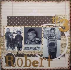#3 for Robert