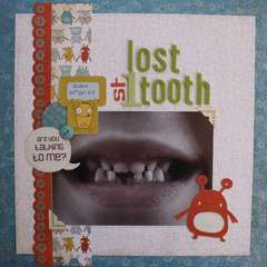 1st Lost Tooth
