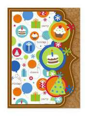 Birthday Celebration from Doodlebug Design