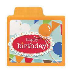 Happy Birthday from Doodlebug Design