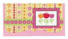 Flowers in a Row from Doodlebug Design