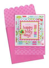 Happy Holly Days from Doodlebug Design