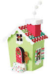 Doodlebug Christmas House