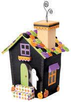 Doodlebug Halloween House