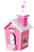 Doodlebug Valentine House