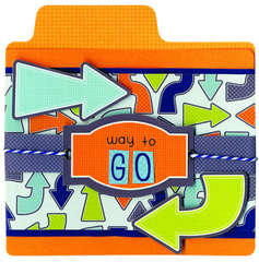 Way to Go featuring Boys Only by Doodlebug Design