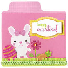 Hello Spring Happy Easter! Card