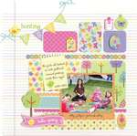 Introducing the Hello Spring Collection from Doodlebug Design