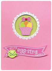 You're egg-stra sweet featuring Hello Spring from Doodlebug Design