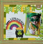 Little Leprechaun by Jodi Wilton