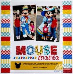 Mouse Mania by Mendi Yoshikawa