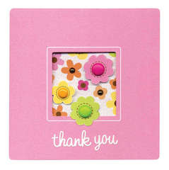 Doodlebug's Thank You Card