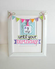 Birthday Countdown by Stephanie Buice