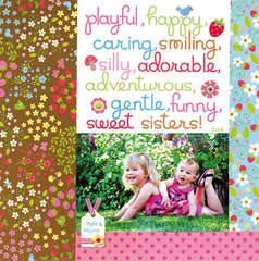 Candy Shoppe Alphabet Stickers from Doodlebug Design
