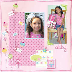 Confections Collection from Doodlebug Design