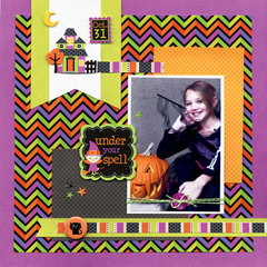 Brand New Halloween Parade Collection from Doodlebug Design
