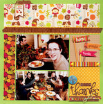 Brand New Happy Harvest Collection from Doodlebug Design