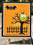 Boo by Monique Liedtke featuring the Haunted Manor Collection from Doodlebug