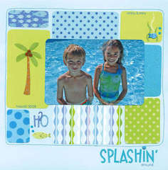 Seaside Collection from Doodlebug Design