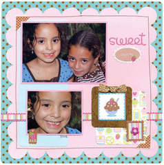 Sweet Treats Collection from Doodlebug Design