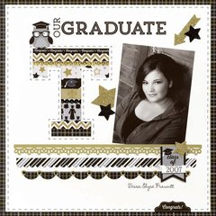 Brand New Doodlebug:  The Graduate Collection