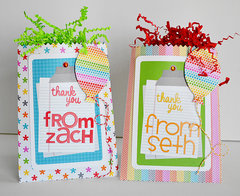 Gift Bag Set by Wendy Sue Anderson