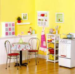 Doodlebug Fashion Furnishings Kitchen