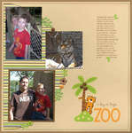 Zoofari Collection from Doodlebug Design