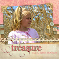 Treasure Every Little Moment
