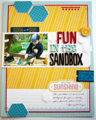 Fun in the Sandbox **AMerican Crafts**
