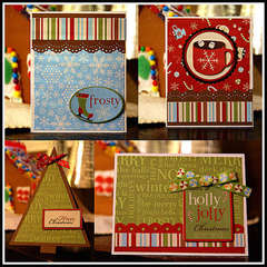 Christmas cards-2 **Imaginisce**