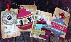 Holiday Gift Tags ***Kreatorville Krafts***