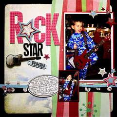 *ROCK STAR* wild child