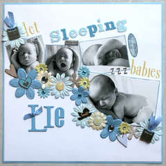 Let Sleeping Babies LIE!