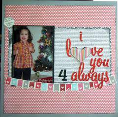 I L<3ve you 4 always