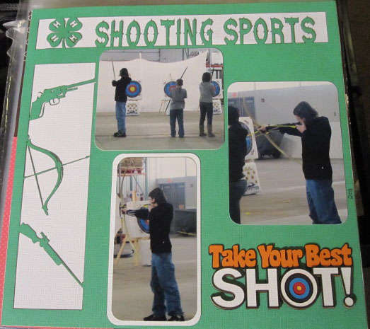 Layout: 4-H Shooting Sports