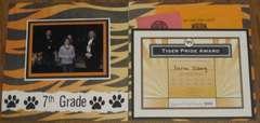 Tiger Pride Award