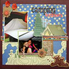 Camping indoors {Best Creation}