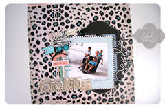 Sugar Chic Interactive Layout