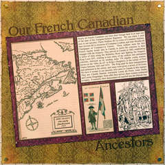 Our French Canadian Ancestors