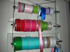 Ribbon Storage Station