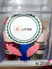 {G - Glitter}