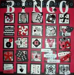 BINGO LO Challenge Winner