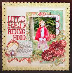 Little Red *My Cute Stamps*