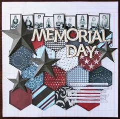 Memorial Day *Pink Paislee*
