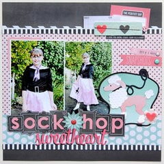 Sockhop Sweetheart