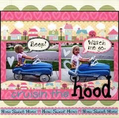 Cruisin the Hood