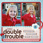 Simply Double Trouble **Imaginisce**