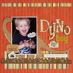Dyno Boy *Imaginisce*